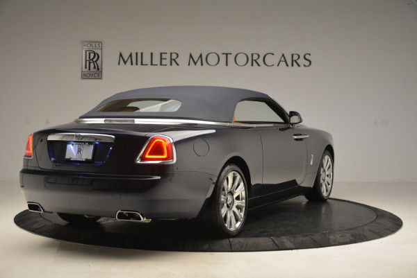 New 2017 Rolls-Royce Dawn for sale Sold at Aston Martin of Greenwich in Greenwich CT 06830 19