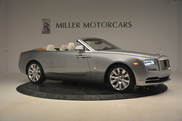 Used 2017 Rolls-Royce Dawn for sale Sold at Aston Martin of Greenwich in Greenwich CT 06830 10