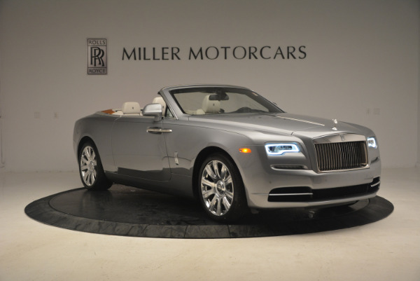 Used 2017 Rolls-Royce Dawn for sale Sold at Aston Martin of Greenwich in Greenwich CT 06830 11