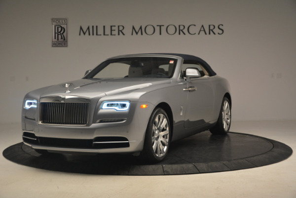 Used 2017 Rolls-Royce Dawn for sale Sold at Aston Martin of Greenwich in Greenwich CT 06830 13