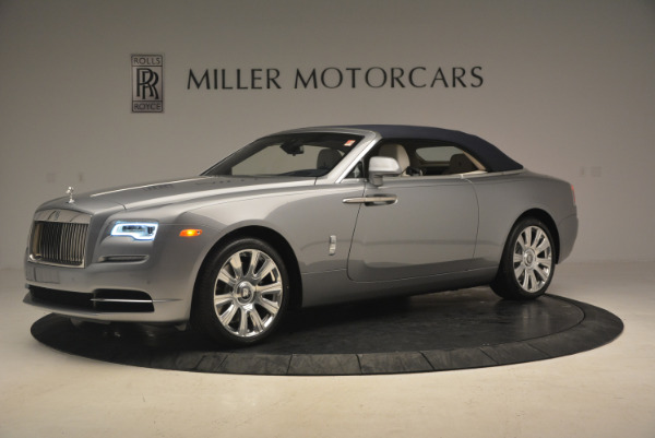 Used 2017 Rolls-Royce Dawn for sale Sold at Aston Martin of Greenwich in Greenwich CT 06830 14
