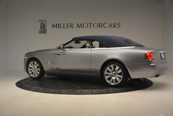 Used 2017 Rolls-Royce Dawn for sale Sold at Aston Martin of Greenwich in Greenwich CT 06830 16