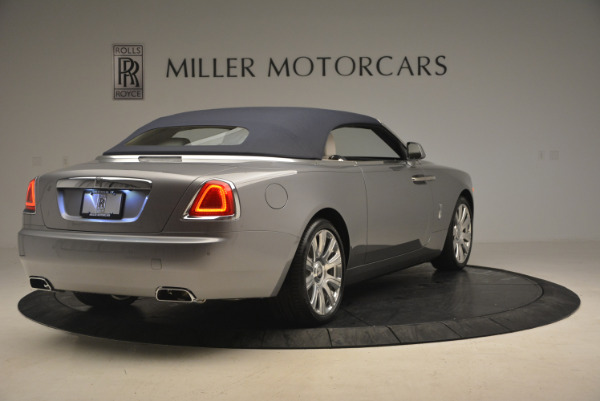 Used 2017 Rolls-Royce Dawn for sale Sold at Aston Martin of Greenwich in Greenwich CT 06830 19