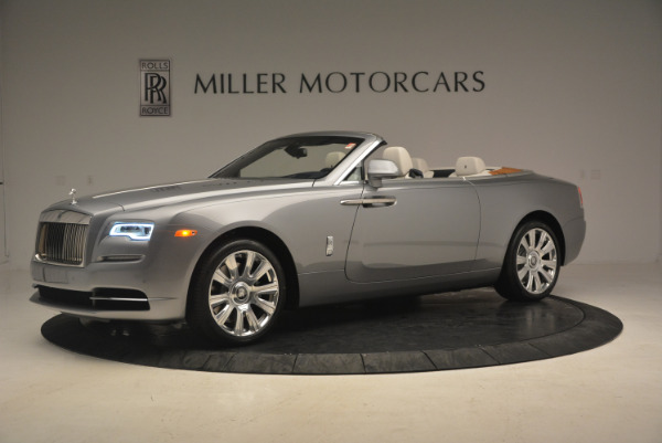 Used 2017 Rolls-Royce Dawn for sale Sold at Aston Martin of Greenwich in Greenwich CT 06830 2