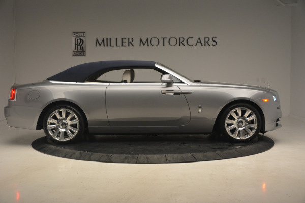 Used 2017 Rolls-Royce Dawn for sale Sold at Aston Martin of Greenwich in Greenwich CT 06830 21
