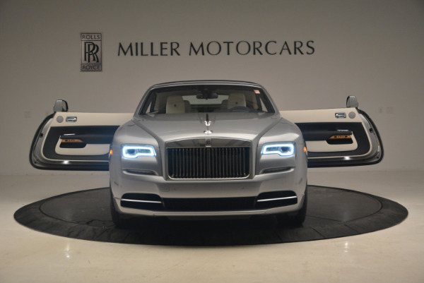 Used 2017 Rolls-Royce Dawn for sale Sold at Aston Martin of Greenwich in Greenwich CT 06830 24