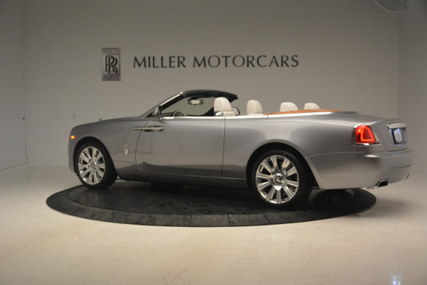 Used 2017 Rolls-Royce Dawn for sale Sold at Aston Martin of Greenwich in Greenwich CT 06830 4