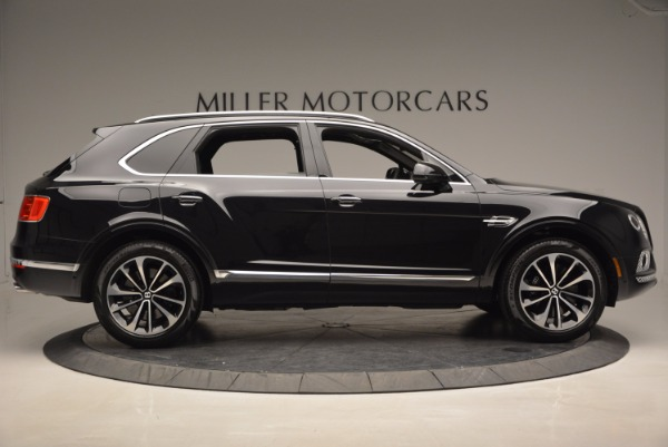 New 2017 Bentley Bentayga for sale Sold at Aston Martin of Greenwich in Greenwich CT 06830 9