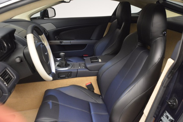 Used 2016 Aston Martin V8 Vantage for sale Sold at Aston Martin of Greenwich in Greenwich CT 06830 13