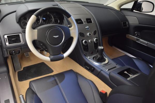 Used 2016 Aston Martin V8 Vantage for sale Sold at Aston Martin of Greenwich in Greenwich CT 06830 14