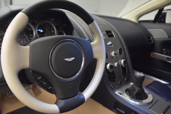 Used 2016 Aston Martin V8 Vantage for sale Sold at Aston Martin of Greenwich in Greenwich CT 06830 16