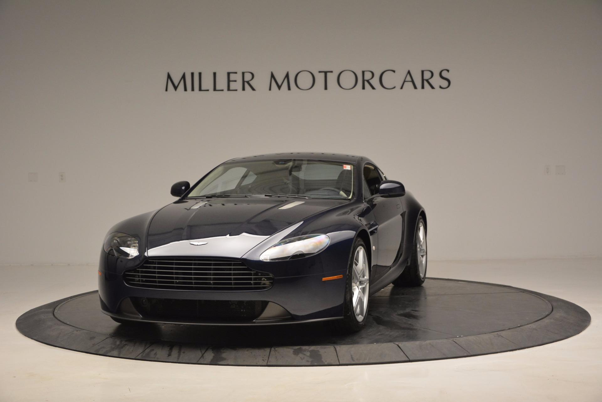 Used 2016 Aston Martin V8 Vantage for sale Sold at Aston Martin of Greenwich in Greenwich CT 06830 1