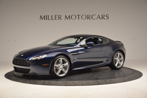 New 2016 Aston Martin V8 Vantage for sale Sold at Aston Martin of Greenwich in Greenwich CT 06830 2