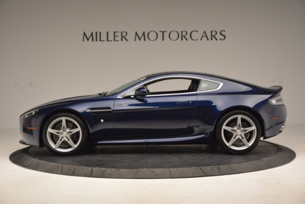 New 2016 Aston Martin V8 Vantage for sale Sold at Aston Martin of Greenwich in Greenwich CT 06830 3