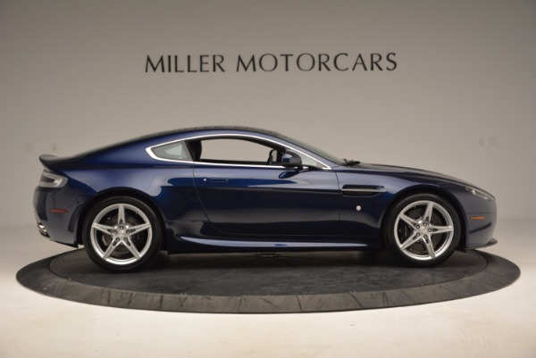New 2016 Aston Martin V8 Vantage for sale Sold at Aston Martin of Greenwich in Greenwich CT 06830 9
