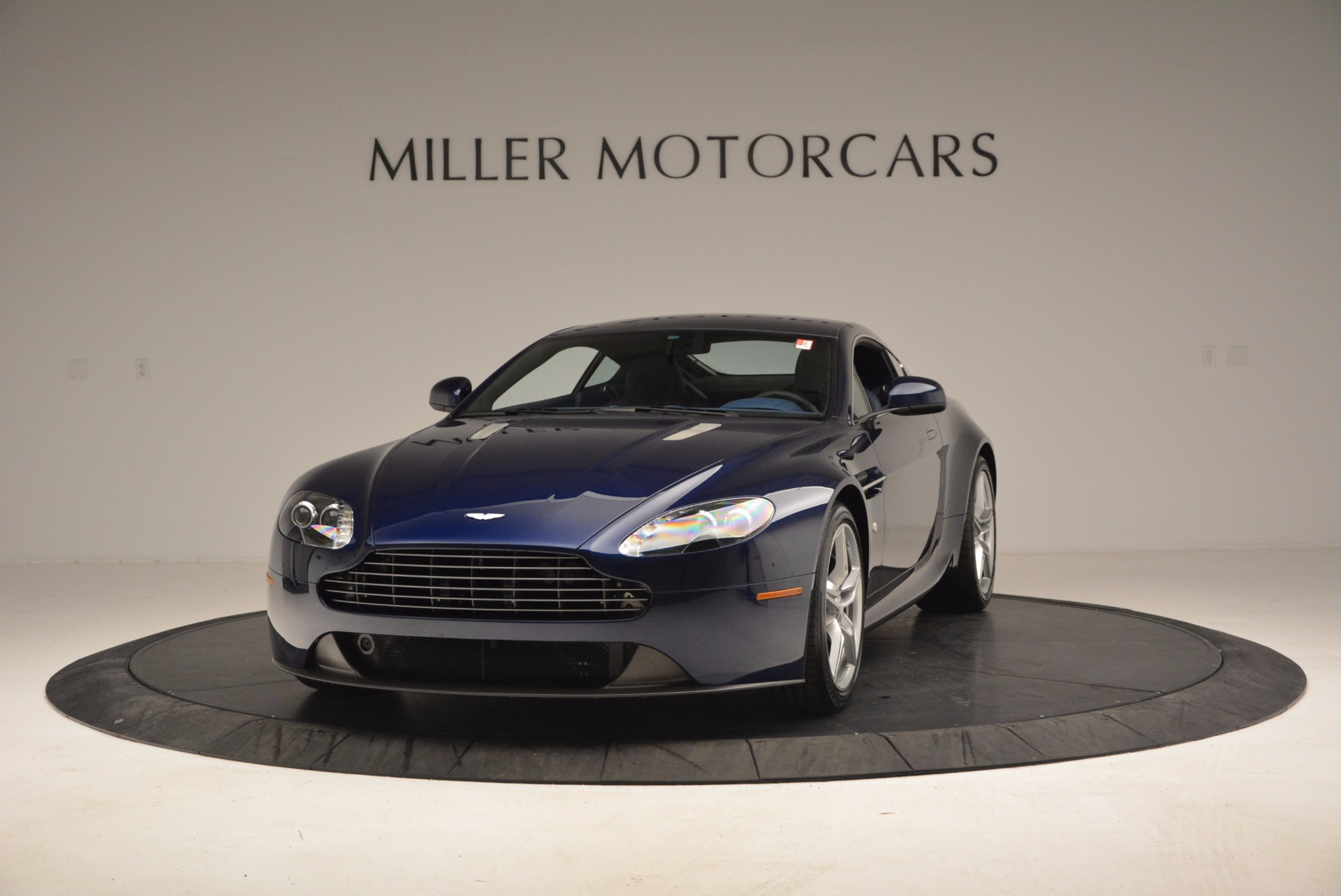 New 2016 Aston Martin V8 Vantage for sale Sold at Aston Martin of Greenwich in Greenwich CT 06830 1