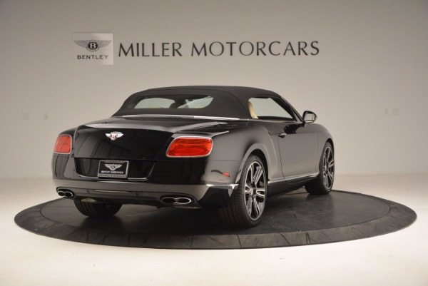 Used 2013 Bentley Continental GT V8 for sale Sold at Aston Martin of Greenwich in Greenwich CT 06830 20