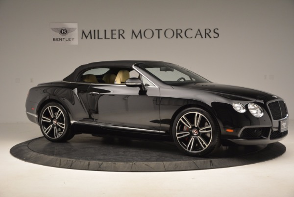 Used 2013 Bentley Continental GT V8 for sale Sold at Aston Martin of Greenwich in Greenwich CT 06830 23