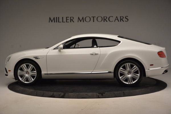 Used 2016 Bentley Continental GT V8 for sale Sold at Aston Martin of Greenwich in Greenwich CT 06830 3