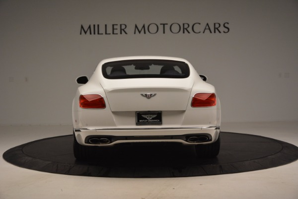 Used 2016 Bentley Continental GT V8 for sale Sold at Aston Martin of Greenwich in Greenwich CT 06830 6