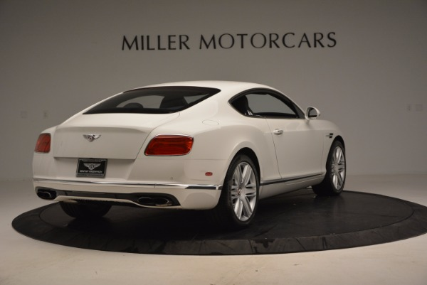 Used 2016 Bentley Continental GT V8 for sale Sold at Aston Martin of Greenwich in Greenwich CT 06830 7