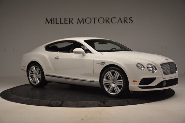 Used 2016 Bentley Continental GT V8 for sale Sold at Aston Martin of Greenwich in Greenwich CT 06830 9