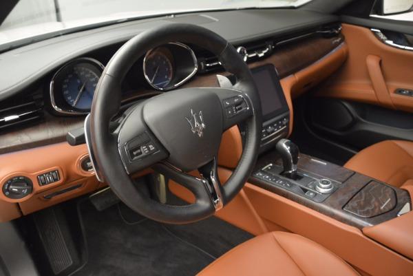 New 2017 Maserati Quattroporte SQ4 for sale Sold at Aston Martin of Greenwich in Greenwich CT 06830 15