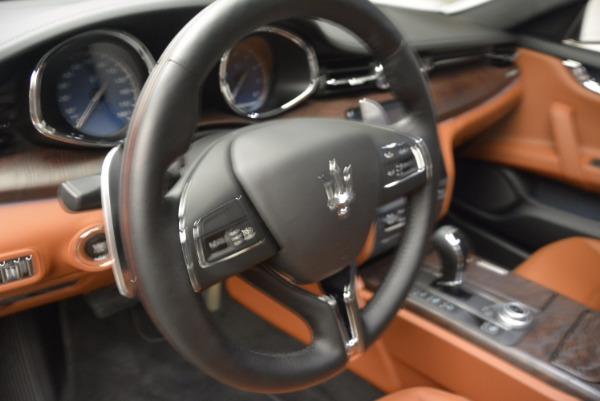 New 2017 Maserati Quattroporte SQ4 for sale Sold at Aston Martin of Greenwich in Greenwich CT 06830 16