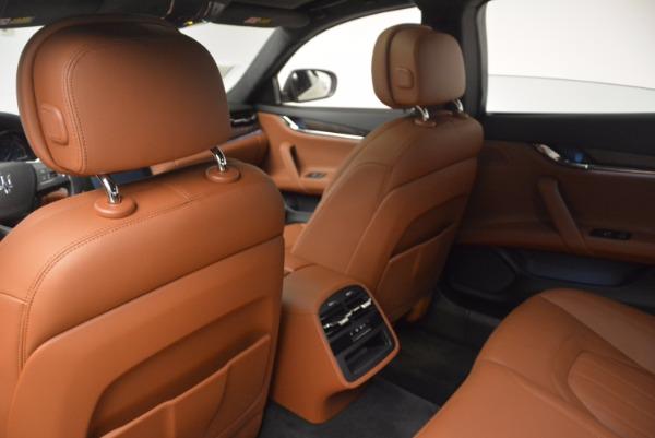 New 2017 Maserati Quattroporte SQ4 for sale Sold at Aston Martin of Greenwich in Greenwich CT 06830 19