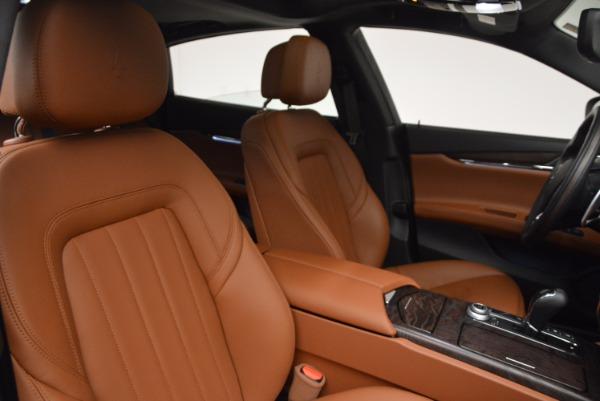New 2017 Maserati Quattroporte SQ4 for sale Sold at Aston Martin of Greenwich in Greenwich CT 06830 20