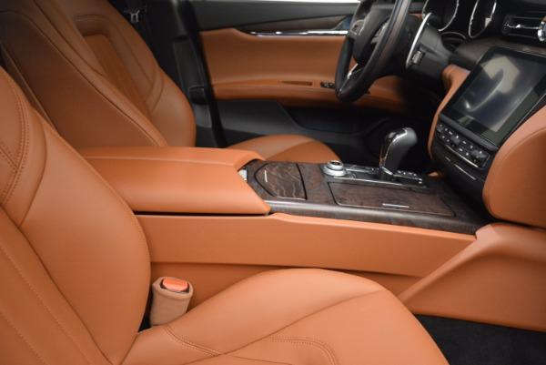 New 2017 Maserati Quattroporte SQ4 for sale Sold at Aston Martin of Greenwich in Greenwich CT 06830 21