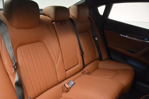New 2017 Maserati Quattroporte SQ4 for sale Sold at Aston Martin of Greenwich in Greenwich CT 06830 23