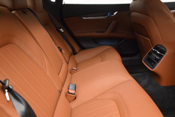 New 2017 Maserati Quattroporte SQ4 for sale Sold at Aston Martin of Greenwich in Greenwich CT 06830 24