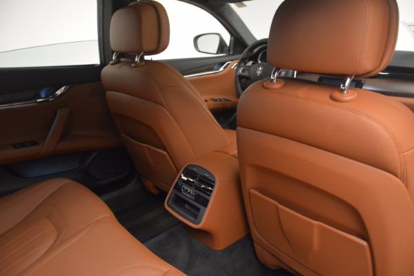 New 2017 Maserati Quattroporte SQ4 for sale Sold at Aston Martin of Greenwich in Greenwich CT 06830 25