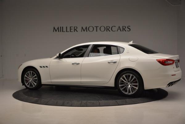 New 2017 Maserati Quattroporte SQ4 for sale Sold at Aston Martin of Greenwich in Greenwich CT 06830 4