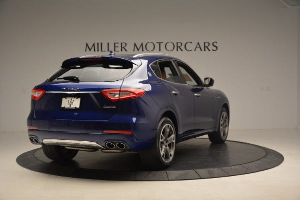 New 2017 Maserati Levante S for sale Sold at Aston Martin of Greenwich in Greenwich CT 06830 19