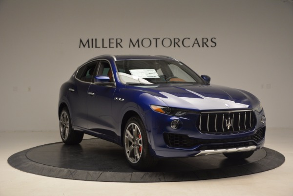 New 2017 Maserati Levante S for sale Sold at Aston Martin of Greenwich in Greenwich CT 06830 23