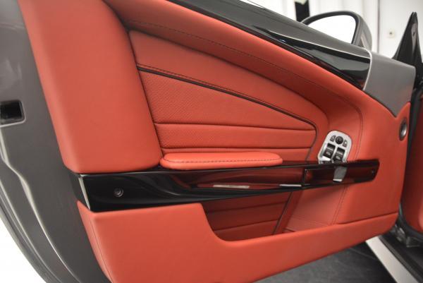 New 2016 Aston Martin DB9 GT Volante for sale Sold at Aston Martin of Greenwich in Greenwich CT 06830 20