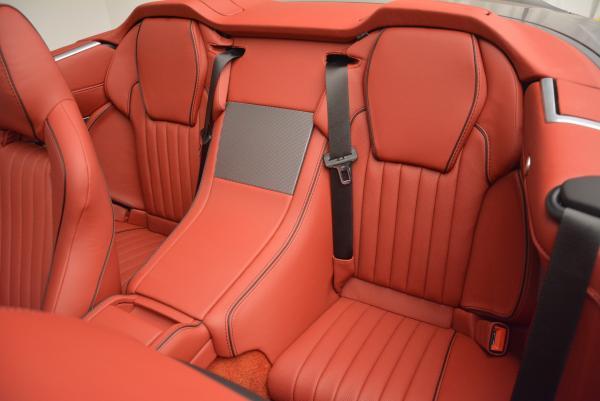 New 2016 Aston Martin DB9 GT Volante for sale Sold at Aston Martin of Greenwich in Greenwich CT 06830 22