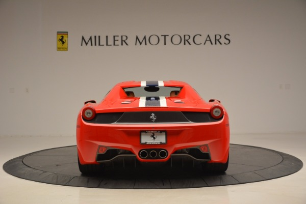 Used 2014 Ferrari 458 Spider for sale Sold at Aston Martin of Greenwich in Greenwich CT 06830 18