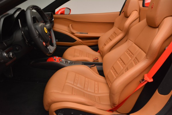 Used 2014 Ferrari 458 Spider for sale Sold at Aston Martin of Greenwich in Greenwich CT 06830 26