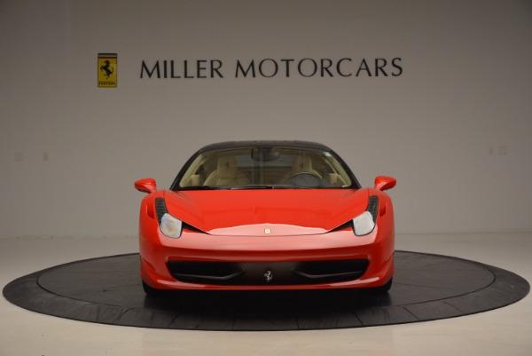 Used 2011 Ferrari 458 Italia for sale Sold at Aston Martin of Greenwich in Greenwich CT 06830 12