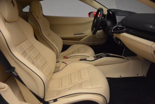 Used 2011 Ferrari 458 Italia for sale Sold at Aston Martin of Greenwich in Greenwich CT 06830 18