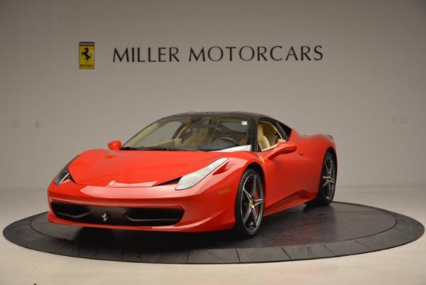 Used 2011 Ferrari 458 Italia for sale Sold at Aston Martin of Greenwich in Greenwich CT 06830 1