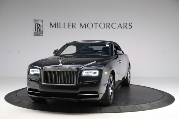 Used 2017 Rolls-Royce Dawn for sale $239,900 at Aston Martin of Greenwich in Greenwich CT 06830 15