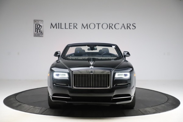 Used 2017 Rolls-Royce Dawn for sale $239,900 at Aston Martin of Greenwich in Greenwich CT 06830 2