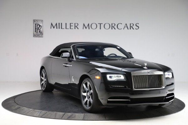 Used 2017 Rolls-Royce Dawn for sale $239,900 at Aston Martin of Greenwich in Greenwich CT 06830 25