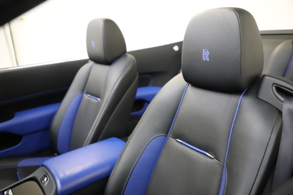 Used 2017 Rolls-Royce Dawn for sale $239,900 at Aston Martin of Greenwich in Greenwich CT 06830 27