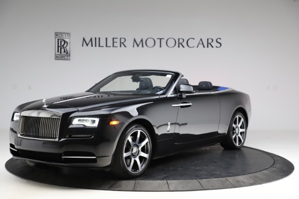 Used 2017 Rolls-Royce Dawn for sale $239,900 at Aston Martin of Greenwich in Greenwich CT 06830 3