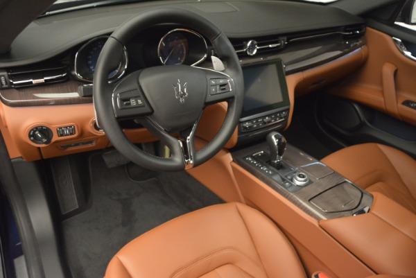 New 2017 Maserati Quattroporte S Q4 for sale Sold at Aston Martin of Greenwich in Greenwich CT 06830 15